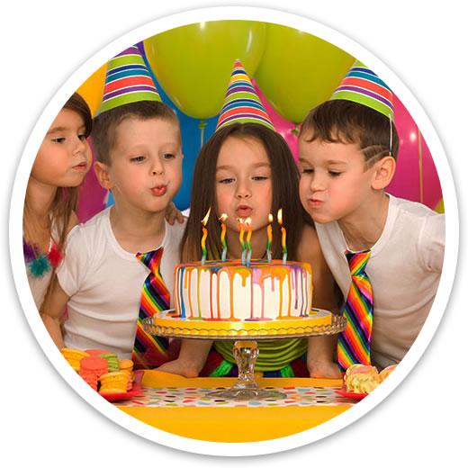 организация банкета на детский праздник