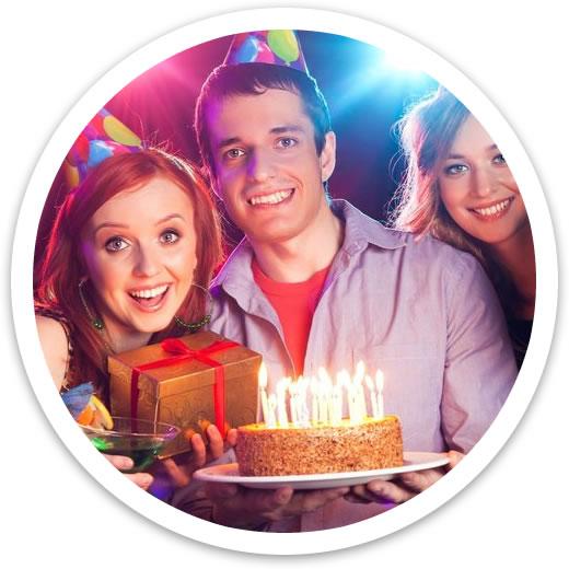 кейтеринг на день рождения