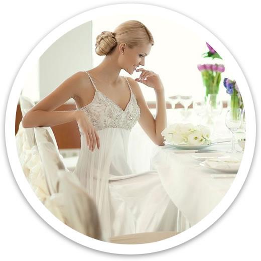 организация свадебных банкетов
